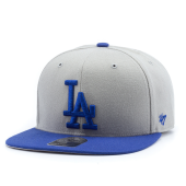 Бейсболка '47 Brand - Los Angeles Dodgers Sure Shot 2 Tone Snapback
