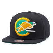 Бейсболка Mitchell & Ness - California Golden Seals XL Logo Snapback