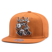Бейсболка Mitchell & Ness - Texas Longhorns XL Logo Snapback