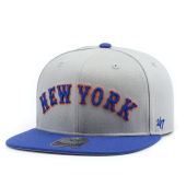 Бейсболка '47 Brand - New York Mets Script-Side Snapback