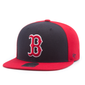 Бейсболка '47 Brand - Boston Red Sox Sure Shot Accent Snapback