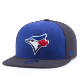 Бейсболка '47 Brand - Toronto Blue Jays Sure Shot Accent Snapback