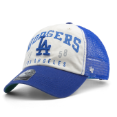 Бейсболка '47 Brand - Los Angeles Dodgers Underwood '47 Clean Up