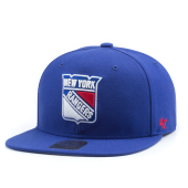 Бейсболка '47 Brand - New York Rangers Sure Shot Snapback