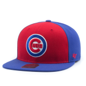Бейсболка '47 Brand - Chicago Cubs Sure Shot Accent Snapback