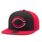 Бейсболка '47 Brand - Cincinnati Reds Sure Shot Accent Snapback