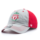 Бейсболка '47 Brand - Liverpool FC Tumult Clean Up