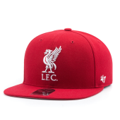 Бейсболка '47 Brand - Liverpool FC No Shot Snapback (red)
