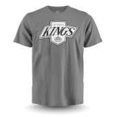 Футболка '47 Brand - Los Angeles Kings Logo Frozen Rope Tee