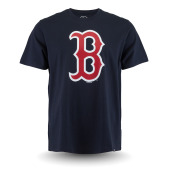 Футболка '47 Brand - Boston Red Sox Logo Frozen Rope Tee