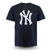 Футболка '47 Brand - New York Yankees Logo Frozen Rope Tee