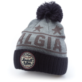 Шапка Mitchell & Ness - Rated Bobble Cuff Knit With Bobble