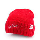 Шапка Mitchell & Ness - Detroit Red Wings TC Heather Script Knit Beanie