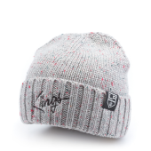 Шапка Mitchell & Ness - Los Angeles Kings TC Heather Script Knit Beanie