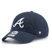 Бейсболка '47 Brand - Atlanta Braves Clean Up