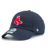 Бейсболка '47 Brand - Boston Red Sox Clean Up