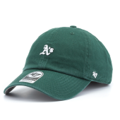 Бейсболка '47 Brand - Oakland Athletics Abate '47 Clean Up