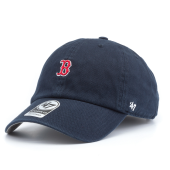 Бейсболка '47 Brand - Boston Red Sox Abate '47 Clean Up