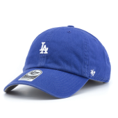 Бейсболка '47 Brand - Los Angeles Dodgers Abate '47 Clean Up