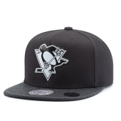Бейсболка Mitchell & Ness - Pittsburgh Penguins Ultimate Snapback