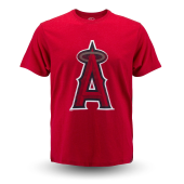Футболка '47 Brand - Los Angeles Angels of Anaheim Knockaround Club Tee