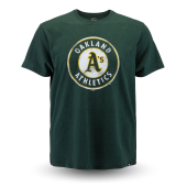 Футболка '47 Brand - Oakland Athletics Knockaround Club Tee