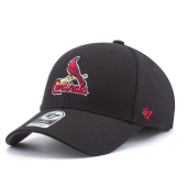 Бейсболка '47 Brand - Saint Louis Cardinals '47 MVP Adjustable (black)
