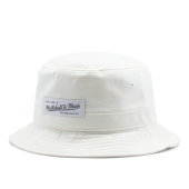 Панама Mitchell & Ness - M&N Label Logo Bucket (off white)