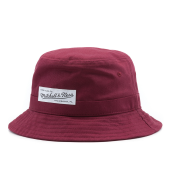 Панама Mitchell & Ness - M&N Label Logo Bucket (beet red)