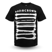 Футболка Bad Crown - Bones (black)