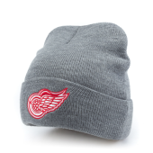 Шапка Mitchell & Ness - Detroit Red Wings Team Logo Cuff Knit
