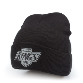 Шапка Mitchell & Ness - Los Angeles Kings Team Logo Cuff Knit
