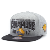 Бейсболка Mitchell & Ness - Golden State Warriors NBA 2017 Finals Champions Classic Snapback
