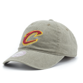 Бейсболка Mitchell & Ness - Cleveland Cavaliers Blast Wash Slouch Strapback