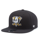 Бейсболка '47 Brand - Anaheim Ducks No Shot Snapback