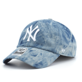 Бейсболка '47 Brand - New York Yankees Hard Wash Clean Up
