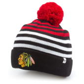 Шапка '47 Brand - Chicago Blackhawks Yipes Cuff Knit Kids