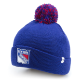 Шапка '47 Brand - New York Rangers Pom Knit
