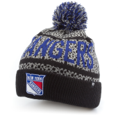 Шапка '47 Brand - New York Rangers Bedrock Knit