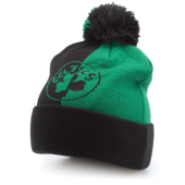 Шапка Mitchell & Ness - Boston Celtics Split Logo Knit