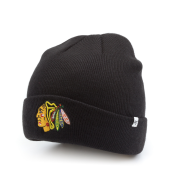 Шапка '47 Brand - Chicago Blackhawks Raised Cuff