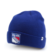 Шапка '47 Brand - New York Rangers Raised Cuff