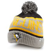 Шапка '47 Brand - Pittsburgh Penguins Calgary Knit