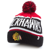Шапка '47 Brand - Chicago Blackhawks Calgary Knit