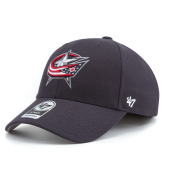 Бейсболка '47 Brand - Columbus Blue Jackets '47 MVP Adjustable