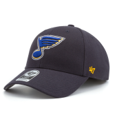 Бейсболка '47 Brand - Saint Louis Blues '47 MVP Adjustable
