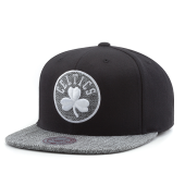 Бейсболка Mitchell & Ness - Boston Celtics Woven TC Snapback