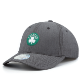Бейсболка Mitchell & Ness - Boston Celtics Poly Herringbone Snapback