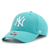 Бейсболка '47 Brand - New York Yankees '47 MVP Adjustable (real teal)