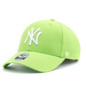 Бейсболка '47 Brand - New York Yankees '47 MVP Neon Adjustable (lime)